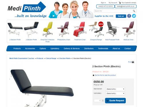 Magnificent Medi Plinth Equipment Beeudesign Web Design Company Squirreltailoven Fun Painted Chair Ideas Images Squirreltailovenorg